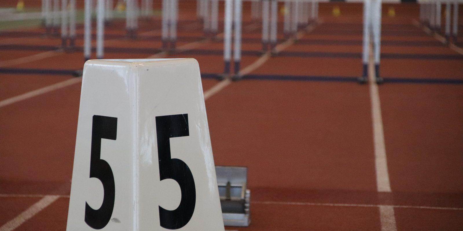 17.03.2019 Kreismeisterschaften Halle Kinderleichtathletik